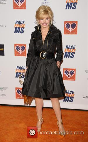 Loni Anderson - Celebrities attend 22nd annual Race To Erase MS at Hyatt Regency Century Plaza. at Hyatt Regency Century...