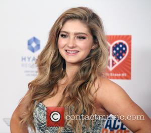 Willow Shields - Celebrities attend 22nd annual Race To Erase MS at Hyatt Regency Century Plaza. at Hyatt Regency Century...