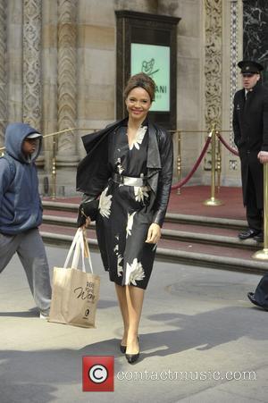 Carmen Ejogo - Variety's Power of Women: New York luncheon - Manhattan, New York, United States - Friday 24th April...