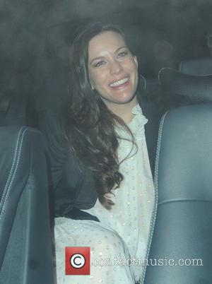Liv Tyler - Celebrities at Chiltern Firehouse in Marylebone - London, United Kingdom - Friday 24th April 2015