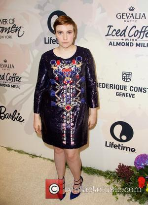 Lena Dunham - Variety's Power of Women: New York luncheon at Cipriani Midtown in New York City - New York...