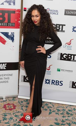 Rebecca Ferguson - British LGBT Awards at the Landmark Hotel - Arrivals at Landmark Hotel - London, United Kingdom -...