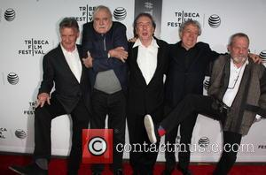 Michael Palin, John Cleese, Eric Idle, Terry Jones and Terry Gilliam - 2015 Tribeca Film Festival - Special Screening Narrative:...