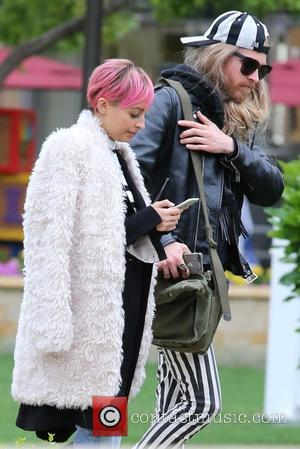 Nicole Richie and Gregory Russell