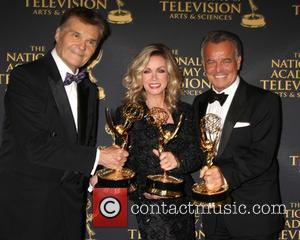 Fred Willard, Donna Mills and Ray Wise