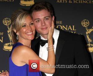 Laura Wright and Chad Duell - A variety of celebrities were photographed as they attended the 42nd Annual Daytime Creative...