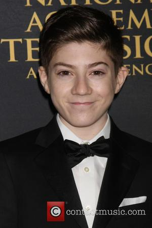 Mason Cook - A variety of celebrities were photographed as they attended the 42nd Annual Daytime Creative Arts Emmy Awards...