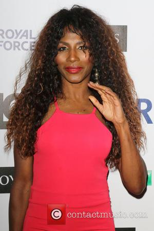 Sinitta - British LGBT Awards at the Landmark Hotel, London at Landmark Hotel - London, United Kingdom - Friday 24th...