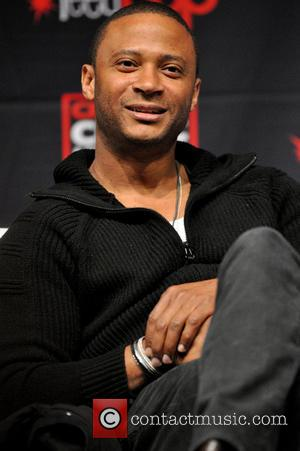 David Ramsey - Chicago Comic & Entertainment Expo 2015 (C2E2) Day 1 at McCormick Place at McCormick Place - Rosemont,...