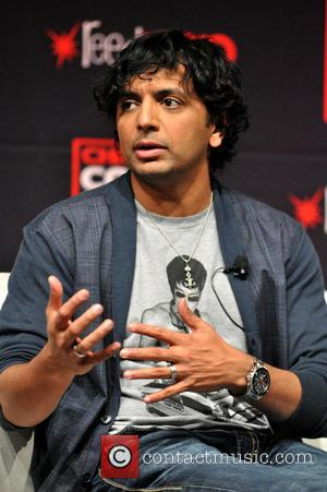 M. Night Shyamalan - Chicago Comic & Entertainment Expo 2015 (C2E2) Day 1 at McCormick Place at McCormick Place -...
