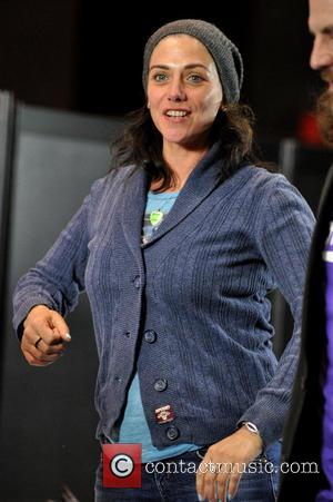 Neve McIntosh - Chicago Comic & Entertainment Expo 2015 (C2E2) Day 1 at McCormick Place at McCormick Place - Rosemont,...