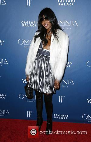 Naomi Campbell - Omnia Nightclub at Caesars Palace Kicks Off Grand Opening Weekend with Naomi Campbell. at Omnia Nightclub, Caesars...