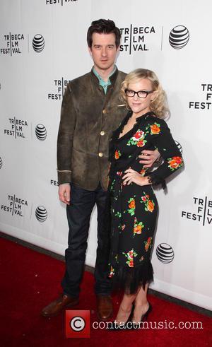 Adam Paul and Rachel Harris