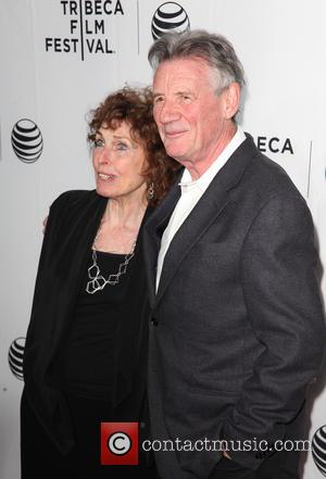 Helen Palin and Michael Palin