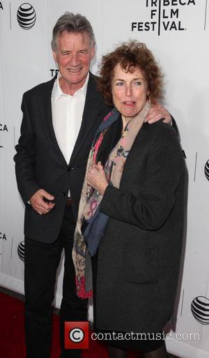 Michael Palin and Helen Palin