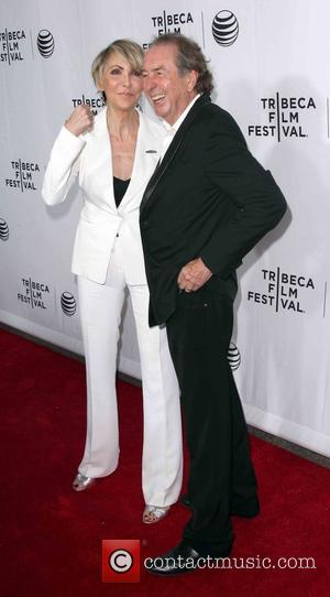 Tania Kosevich and Eric Idle