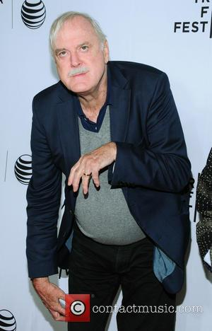 John Cleese - 2015 Tribeca Film Festival - Special Screening Narrative: 'Monty Python And The Holy Grail' at Beacon Theatre...