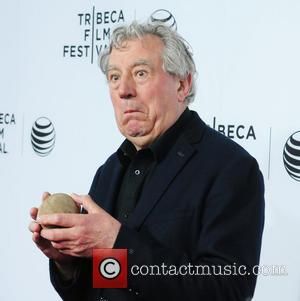 Terry Jones - 2015 Tribeca Film Festival - Special Screening Narrative: 'Monty Python And The Holy Grail' at Beacon Theatre...