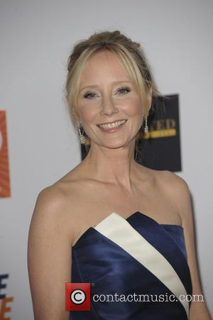 Anne Heche - 22nd annual Race To Erase MS at Hyatt Regency Century Plaza - Los Angeles, California, United States...