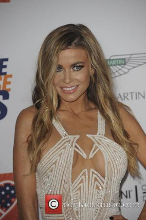 Carmen Electra - 22nd Annual Race To Erase MS at Hyatt Regency Century Plaza - Los Angeles, California, United States...