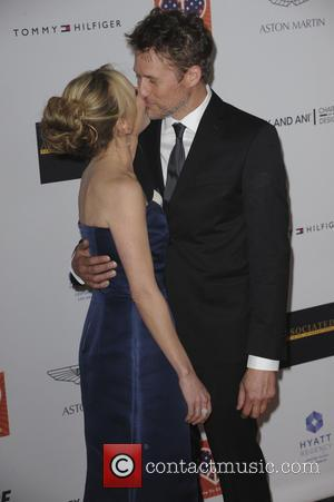 James Tupper and Anne Heche - 22nd Annual Race To Erase MS at Hyatt Regency Century Plaza - Los Angeles,...