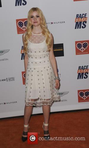 Katherine McNamara - 22nd Annual Race To Erase MS at Hyatt Regency Century Plaza - Los Angeles, California, United States...
