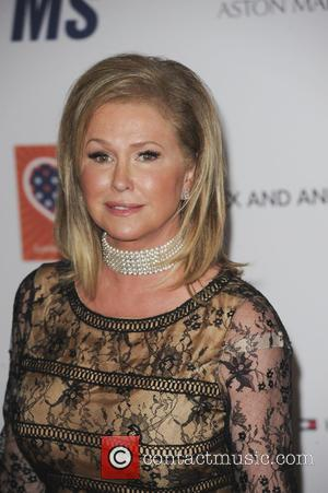 Kathy Hilton - 22nd Annual Race To Erase MS at Hyatt Regency Century Plaza - Los Angeles, California, United States...