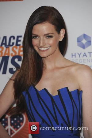 Lydia Hearst - 22nd Annual Race To Erase MS at Hyatt Regency Century Plaza - Los Angeles, California, United States...