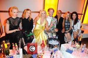 Franziska Knuppe, Katja Flint, Isabel Edvardsson, Jens Hilbert, Barbara Becker, Ursula Karven and Mariella Ahrens