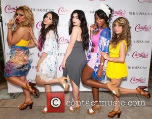 Ally Brooke, Camila Cabello, Dinah Jane Hansen, Normani Hamilton, Lauren Jauregui and Fifth Harmony