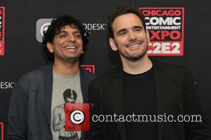 M. Night Shyamalan and Matt Dillon