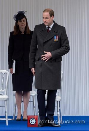 William and Duke Of Cambridge