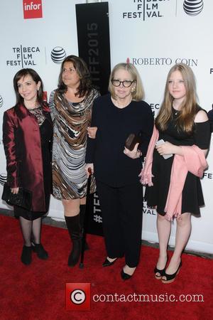Domenica Frenzel, Francesca Scorsese, Helen Scorsese and Cathy Scorsese