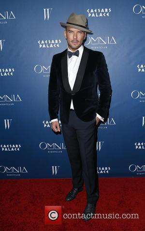 Matt Goss - Omnia Nightclub at Caesars Palace Kicks Off Grand Opening Weekend With Naomi Campbell. at Omnia Nightclub, Caesars...