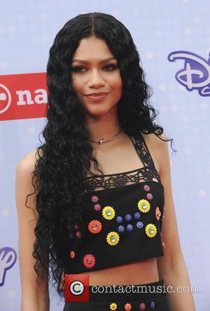 Zendaya Coleman - 2015 Radio Disney Music Awards (RDMA) - Arrvials at Disney - Los Angeles, California, United States -...