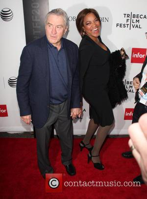 Robert De Niro and Grace Hightower - Closing of The 2015 Tribeca Film Festival - 25th Anniversary of 'Goodfellas' -...