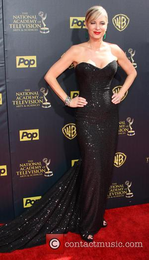 Eileen Davidson - The 42nd Daytime Emmy Awards held at Warner Brothers Studios in Burbank, California at Daytime Emmy Awards,...