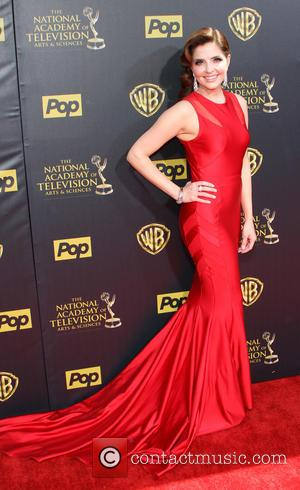 Jen Lilley - The 42nd Daytime Emmy Awards held at Warner Brothers Studios in Burbank, California at Daytime Emmy Awards,...