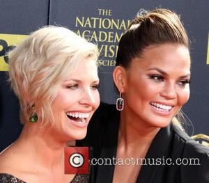 Leah Ashley and Chrissy Teigen