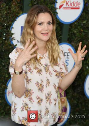Drew Barrymore - 2015 Safe Kids Day Los Angeles presented by Nationwide - Arrivals - Los Angeles, California, United States...