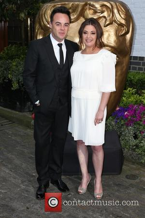 Ant McPartlin and Lisa Armstrong - Guest attend British Academy Television Craft Awards 2015 at the Brewery, London at The...