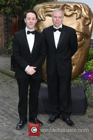 Reece Shearsmith and Steve Pembleton