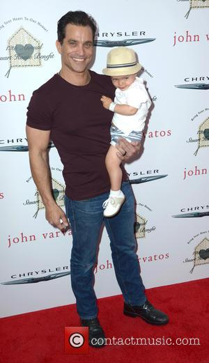 Johnathon Schaech - 12th Annual John Varvatos Stuart House Benefit at John Varvatos - Red Carpet Arrivals at John Varvatos...