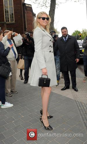 Kate Upton - Kate Upton leaving the Vogue Festival - London, United Kingdom - Sunday 26th April 2015