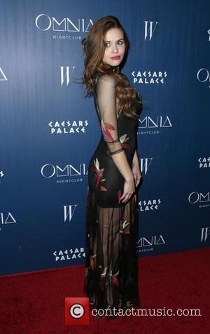 Holland Roden - Shots from the second day of the grand opening of the Omnia Nightclub in Las Vegas, Nevada,...