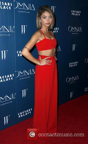Sarah Hyland - Shots from the second day of the grand opening of the Omnia Nightclub in Las Vegas, Nevada,...