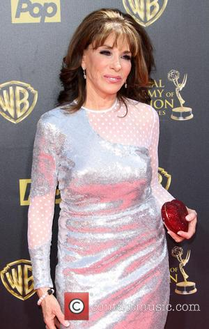 Kate Linder - The 42nd Daytime Emmy Awards held at Warner Brothers Studios in Burbank, California at Daytime Emmy Awards,...