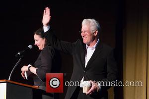 Richard Gere - Peter J. Owens Award: An Evening with Richard Gere: Time Out of Mind at Castro Theatre -...