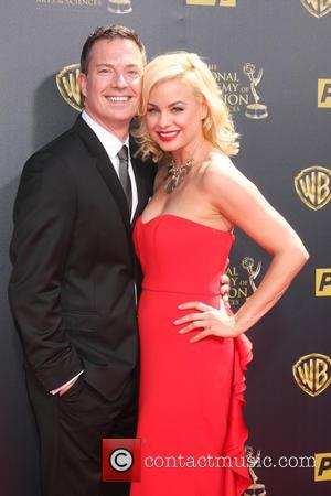 Jessica Collins - A variety of celebrities were photographed as they attended the 42nd Annual Daytime Creative Arts Emmy Awards...