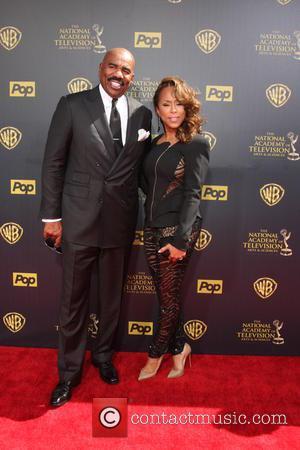 Steve Harvey and Wife